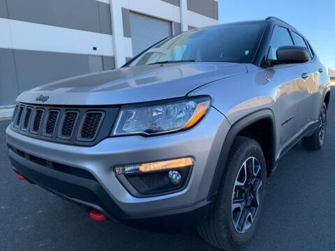 2019 Jeep Compass for sale at Dulles Cars in Sterling VA