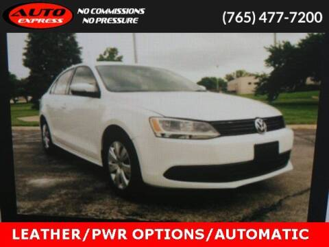 2014 Volkswagen Jetta for sale at Auto Express in Lafayette IN