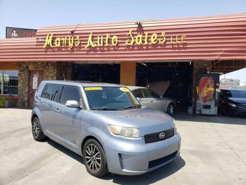 2009 Scion xB for sale at Marys Auto Sales in Phoenix AZ