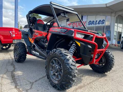 2017 Polaris RZR for sale at Xtreme Truck Sales in Woodburn OR