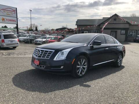 2013 Cadillac XTS for sale at Mr. Car Auto Sales in Pasco WA