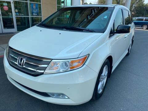 2013 Honda Odyssey for sale at RN Auto Sales Inc in Sacramento CA