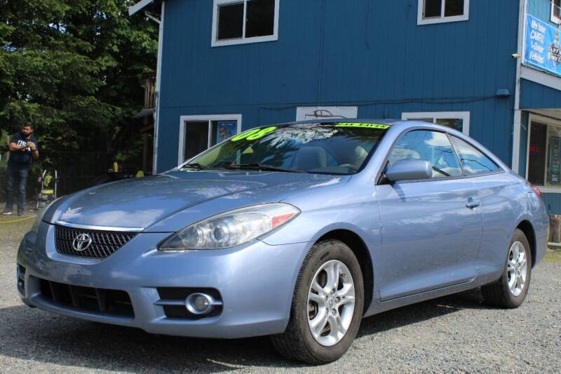 2008 Toyota Camry Solara for sale in Puyallup, WA