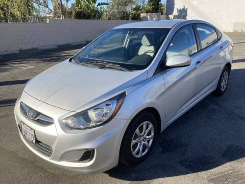 2013 Hyundai Accent for sale at Hunter's Auto Inc in North Hollywood CA