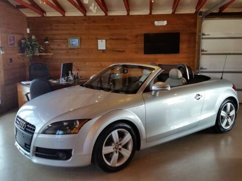 2008 Audi TT for sale at Auto Quest USA INC in Fort Myers Beach FL