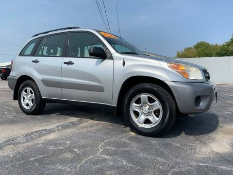 2004 Toyota RAV4 for sale at Access Auto Wholesale & Leasing in Lowell IN