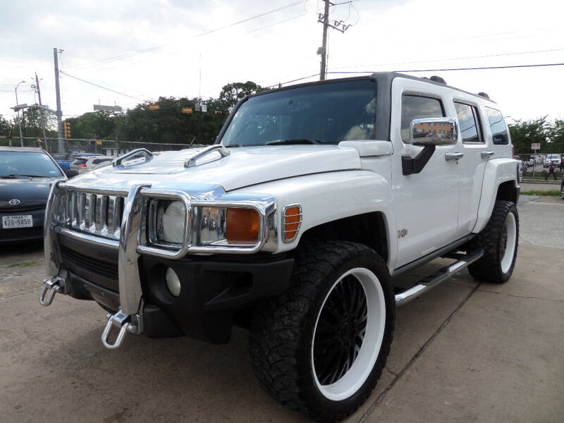 2006 HUMMER H3 for sale at West End Motors Inc in Houston TX
