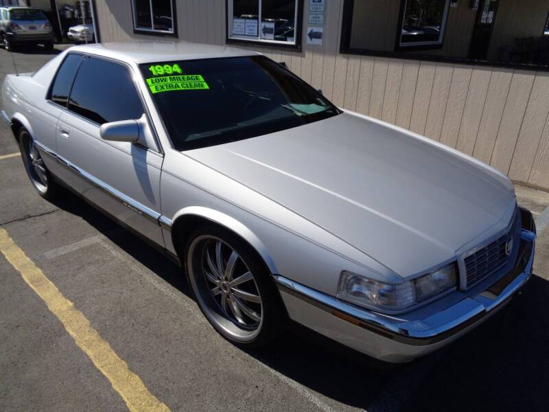 1994 Cadillac Eldorado for sale at BBL Auto Sales in Yakima WA