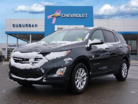 2019 Chevrolet Equinox for sale at Suburban Chevrolet of Ann Arbor in Ann Arbor MI