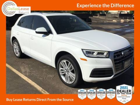 2018 Audi Q5 for sale at Dallas Auto Finance in Dallas TX