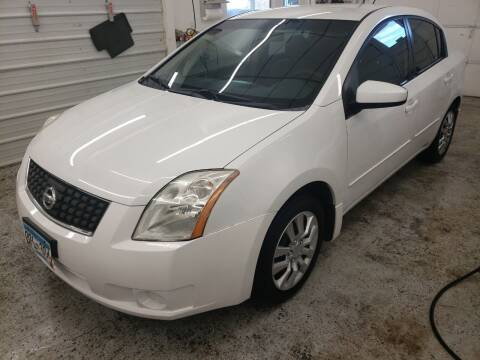 2007 Nissan Sentra for sale at Jem Auto Sales in Anoka MN