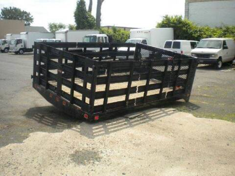 2005 Rack body Rack body for sale at Advanced Truck in Hartford CT