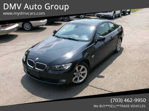 2010 BMW 3 Series for sale at DMV Auto Group in Falls Church VA