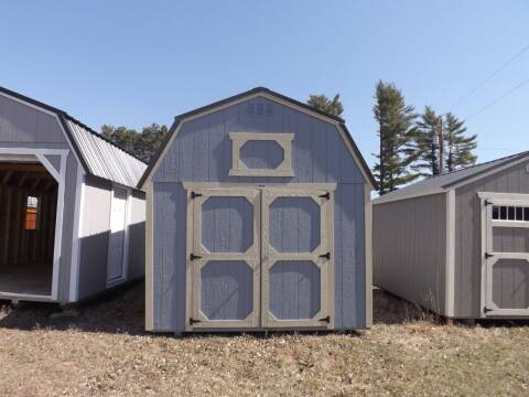 10 X 16 LOFTED BARN for sale at Extra Sharp Autos in Montello WI