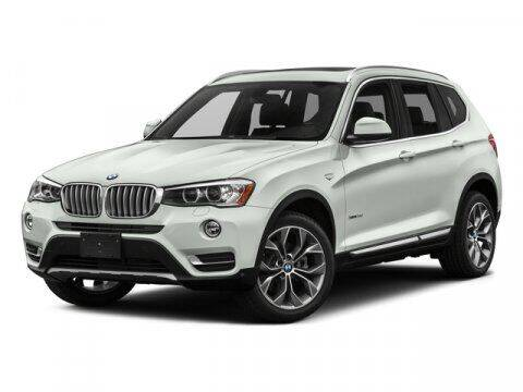 2017 BMW X3 for sale at Auto Finance of Raleigh in Raleigh NC