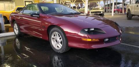 1993 Chevrolet Camaro for sale at Vehicle Liquidation in Littlerock CA