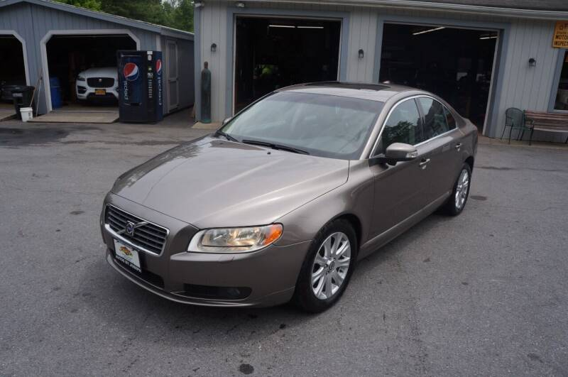 2009 Volvo S80 for sale at Autos By Joseph Inc in Highland NY