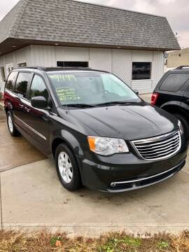 2012 Chrysler Town and Country for sale at Stephen Motor Sales LLC in Caldwell OH