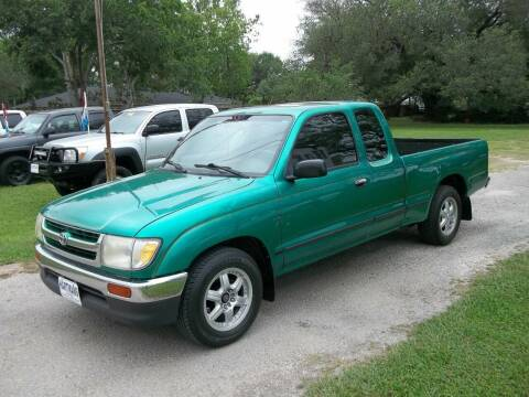 1997 Toyota Tacoma for sale at Hartman's Auto Sales in Victoria TX