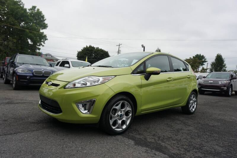 2011 Ford Fiesta for sale at HD Auto Sales Corp. in Reading PA