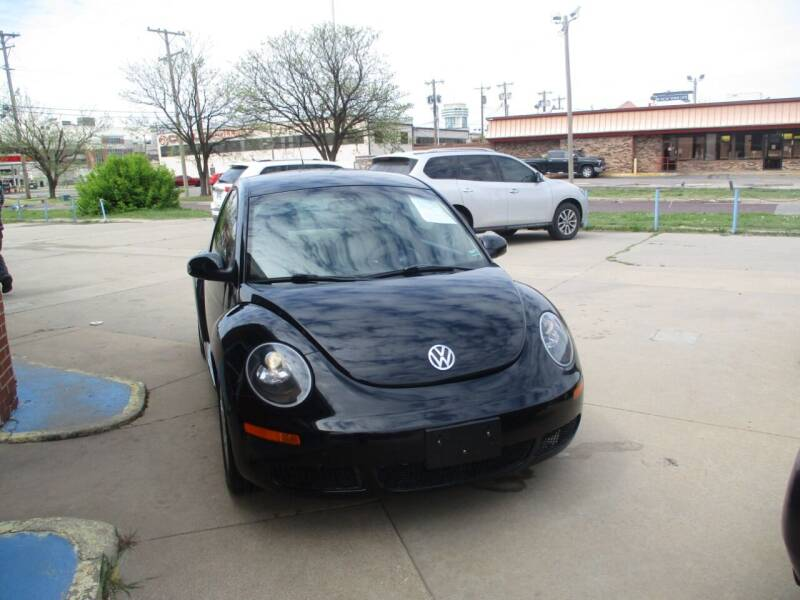 2007 Volkswagen New Beetle for sale at Discount Motor Sales LLC in Wichita KS