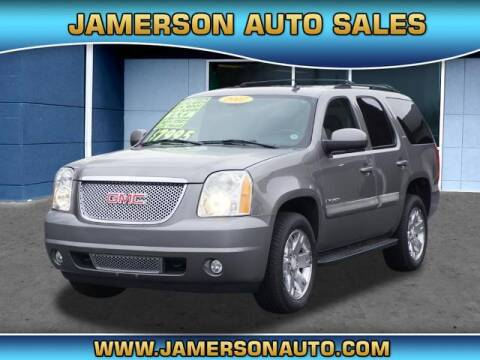 2007 GMC Yukon for sale at Jamerson Auto Sales in Anderson IN