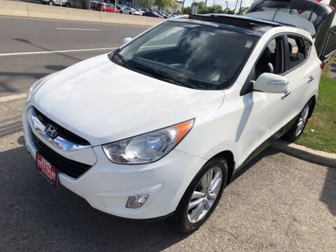 2012 Hyundai Tucson for sale at STATE AUTO SALES in Lodi NJ