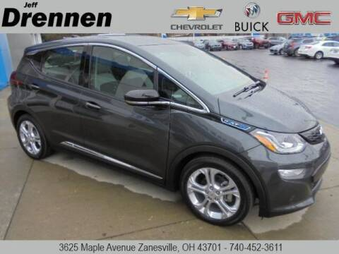 2020 Chevrolet Bolt EV for sale at Jeff Drennen GM Superstore in Zanesville OH