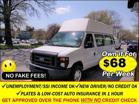 2013 Ford E-Series Cargo for sale at AUTOFYND in Elmont NY