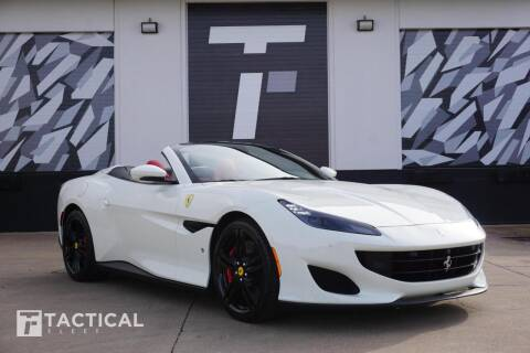 2019 Ferrari Portofino for sale at Tactical Fleet in Addison TX