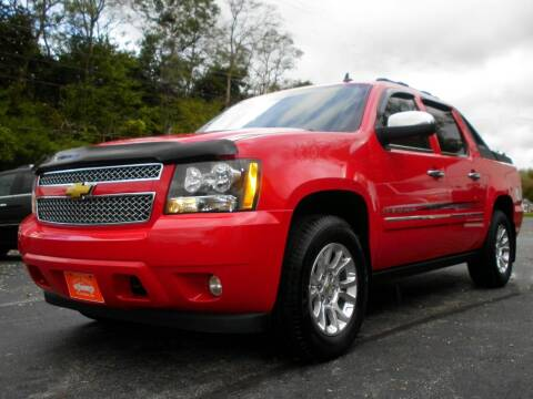 2007 Chevrolet Avalanche for sale at Auto Brite Auto Sales in Perry OH