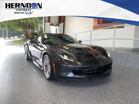 2017 Chevrolet Corvette for sale at Herndon Chevrolet in Lexington SC