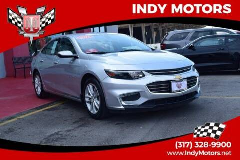 2017 Chevrolet Malibu for sale at Indy Motors Inc in Indianapolis IN