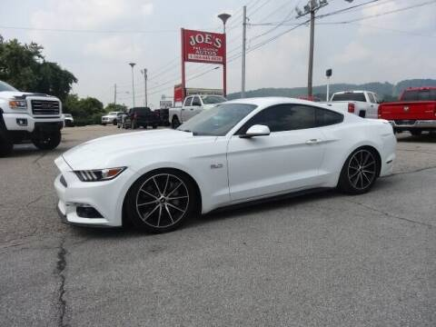 2017 Ford Mustang for sale at Joe's Preowned Autos 2 in Wellsburg WV