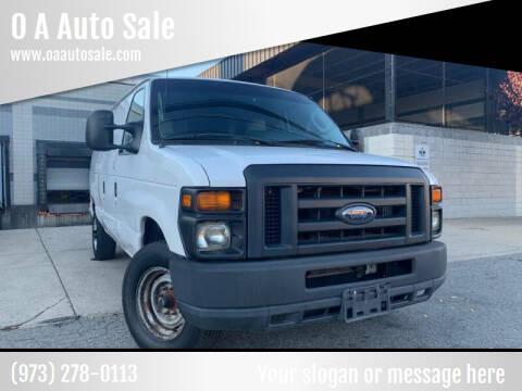 2013 Ford E-Series Cargo for sale at O A Auto Sale - O & A Auto Sale in Paterson NJ