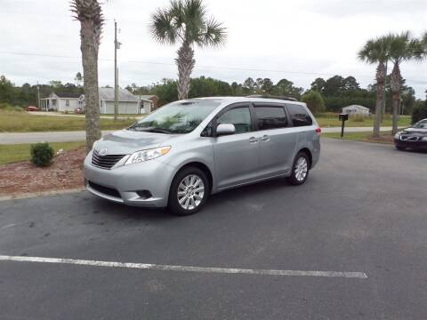 2014 Toyota Sienna for sale at First Choice Auto Inc in Little River SC