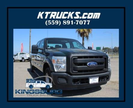 2012 Ford F-250 Super Duty for sale at Kingsburg Truck Center in Kingsburg CA