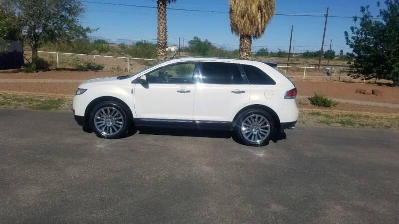 2012 Lincoln MKX for sale at Ryan Richardson Motor Company in Alamogordo NM
