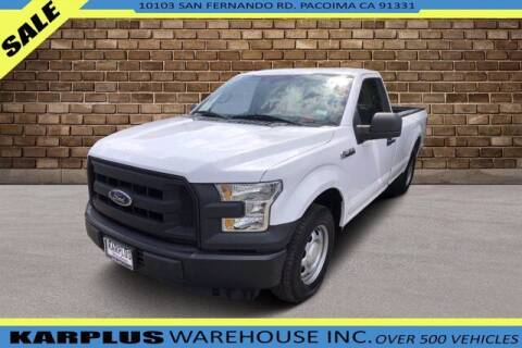 2016 Ford F-150 for sale at Karplus Warehouse in Pacoima CA