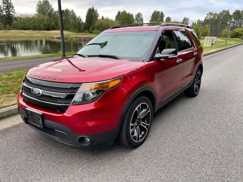 2013 Ford Explorer for sale at SNS AUTO SALES in Seattle WA