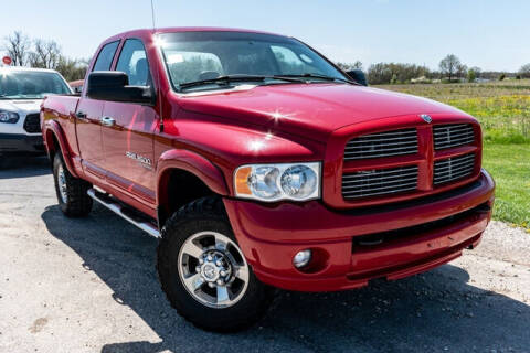 2005 Dodge Ram Pickup 2500 for sale at Fruendly Auto Source in Moscow Mills MO