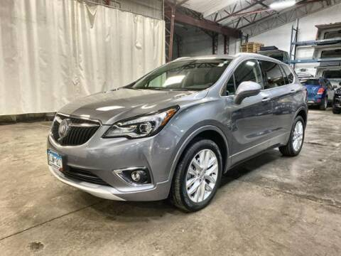 2020 Buick Envision for sale at Waconia Auto Detail in Waconia MN