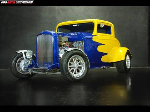 1932 Ford COUPE for sale at NBS Auto Showroom in Milpitas CA