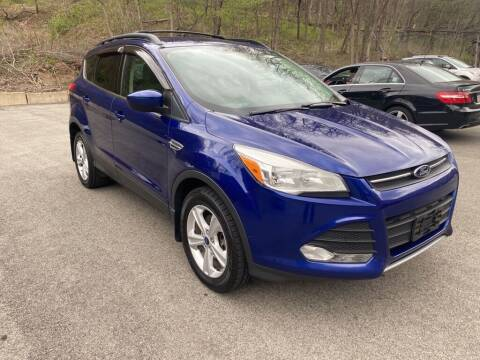 2013 Ford Escape for sale at Worldwide Auto Group LLC in Monroeville PA