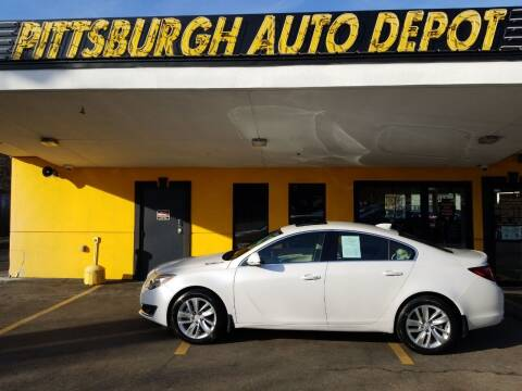 2017 Buick Regal for sale at Pittsburgh Auto Depot in Pittsburgh PA