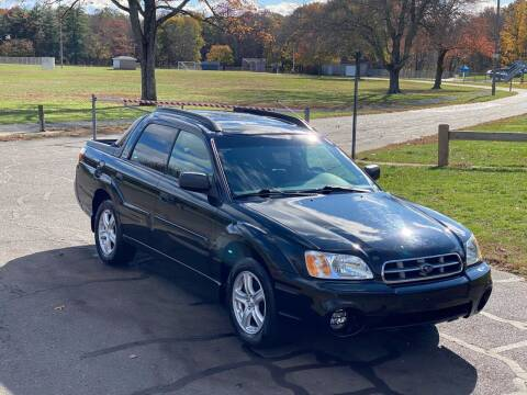 2006 Subaru Baja for sale at Choice Motor Car in Plainville CT