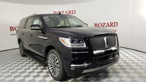 2021 Lincoln Navigator L for sale at BOZARD FORD in Saint Augustine FL