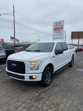 2015 Ford F-150 for sale at US 24 Auto Group in Redford MI