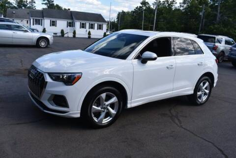 2020 Audi Q3 for sale at AUTO ETC. in Hanover MA