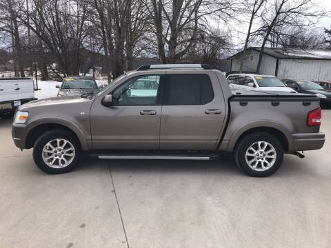 2007 Ford Explorer Sport Trac for sale at 6th Street Auto Sales in Marshalltown IA